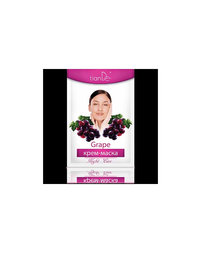 Grape Cream Facial Mask, 18g