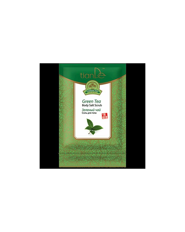 Green Tea Body Salt Scrub 60g
