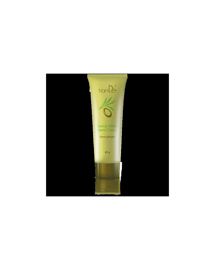 Sunny Olives Hand Cream, 80ml