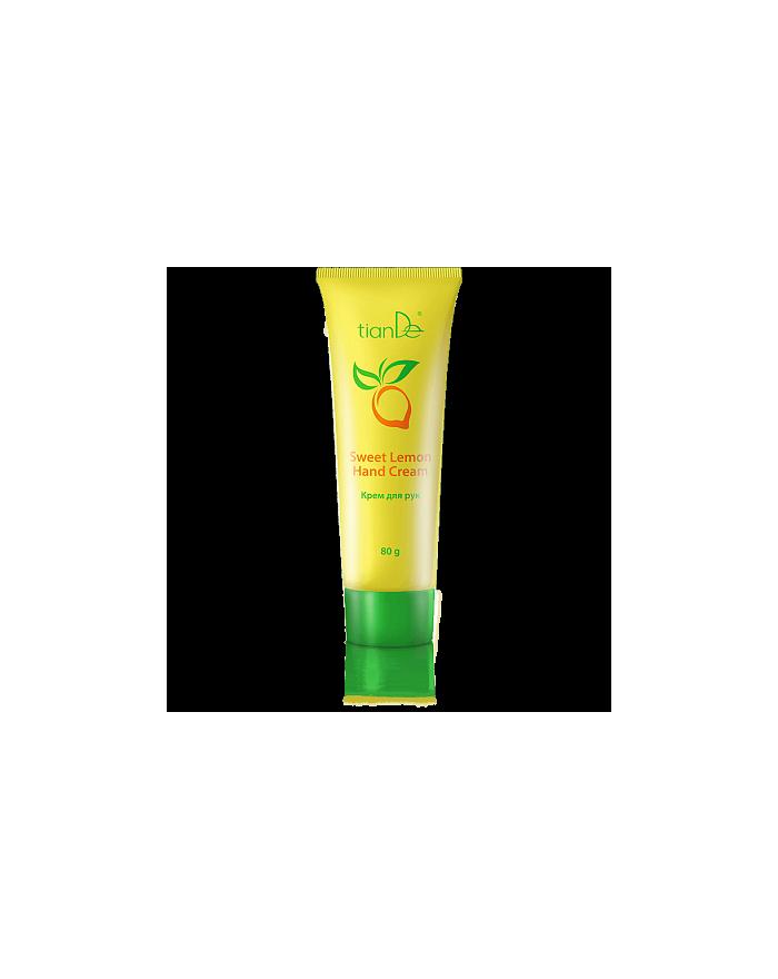 Sweet Lemon Hand Cream, 80g